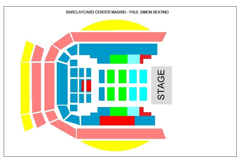 Barclaycard Center Madrid