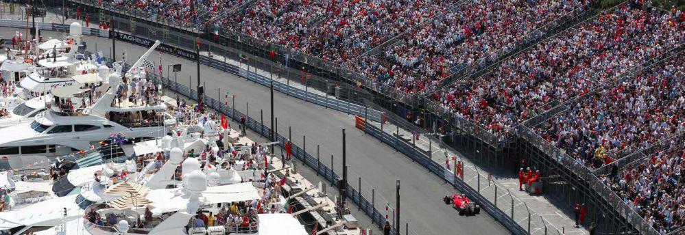 Amber Lounge Formula E Monaco 2021