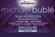 Michael Buble VIP Tickets BST 2018 London Hyde Park