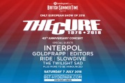 The Cure VIP Tickets London BST 2018 Hyde Park