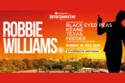 Robbie Williams BST London Hyde Park 2019