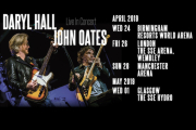Daryl Hall & John Oates Tickets 2019
