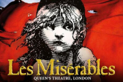 Les Miserables Theatre Tickets London