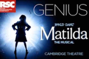 Matilda The Musical Theatre Tickets London