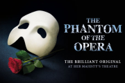 Phantom of the Opera Tickets at the Her Majestys Theatre, London