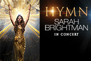 Sarah Brightman Hymn Tour 2019 Europe