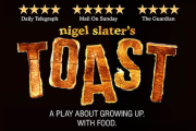 Toast Theatre Tickets 5 Star Reviews