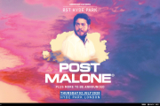 Post Malone BST Hyde Park London 02 July 2020
