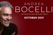 Andrea Bocelli Premium Ticket and Hotel Experiences 2021