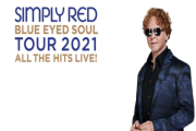 Simply Red VIP Tickets Blue Eyed Soul Tour 2021