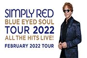 Simply Red UK Tour 2022