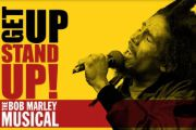 Get Up Stand Up! Bob Marley musical tickets for the Lyric Theatre in June 2021